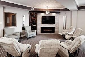 Moncton Deux chambres Apartment for Rent: 190 & 196...