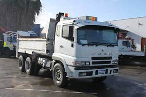 2008 Fuso FV500 Tipper, Stock 600 Kenwick Gosnells Area Preview