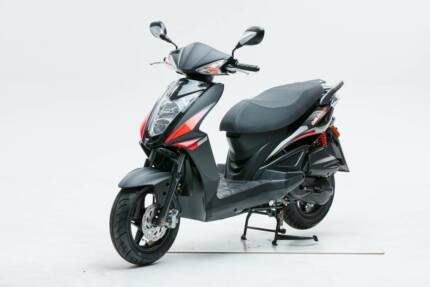Kymco RS125 - Ride away now - 6 months interest free available
