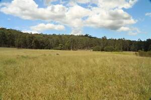 Vacant land with rural views and DA only minutes from town! Mandalong Lake Macquarie Area Preview