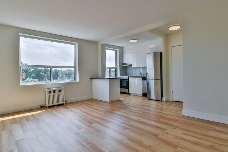 Renovated Bachelor For Rent - Forest Hill - | Long Term ...