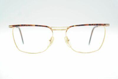 Vintage Best Company Best 171 Gold Braun Oval Glasses Frames (Best New Glasses Frames)