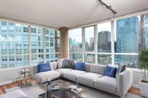 Metropolitan Towers - Two Bedroom + Den Apartment for Rent