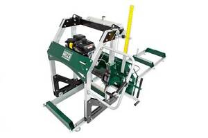 HM130 Portable Band Saw Mill - Delivered Australia Wide Matraville Eastern Suburbs Preview