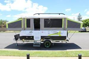 Jayco Flamingo Outback - Like new get in quick! Bundaberg Central Bundaberg City Preview