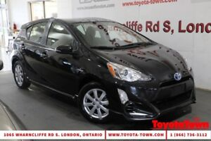 2017 Toyota Prius c WITH PRE-COLLISION SYSTEM