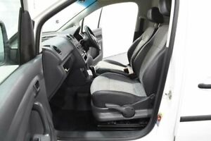 2012 Volkswagen Caddy 2K MY13 TDI250 White 7 Speed Auto Direct Shift Van
