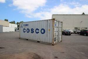 20' Shipping Container For Sale - Bunderberg Bundaberg Central Bundaberg City Preview