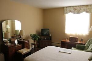 Brantford Bachelor Apartment for Rent by Fairview Crossing Mall