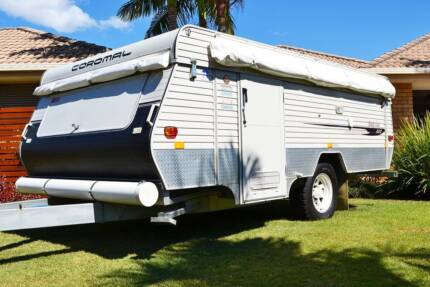 As new! - Coromal F400 Family Campervan 2009 Model Kuraby Brisbane South West Preview