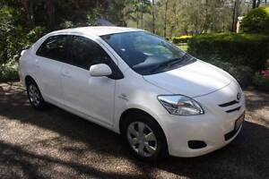 2006 Toyota Yaris Sedan Eatons Hill Pine Rivers Area Preview