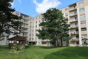 Bachelor Apartment for Rent in St. Catharines: Mature Community!