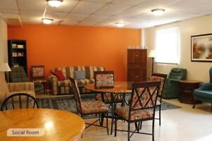 Stunning Pool & Sauna! 1 Bedroom Apartment for Rent in Tecumseh