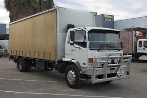 2007 Fuso Fighter 10, Stock 590 Kenwick Gosnells Area Preview