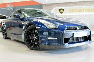 2011 Nissan GT-R R35 PREMIUM DCT Wetherill Park Fairfield Area Preview