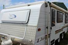 1994 Jayco DISCOVERY POP TOP Bundaberg Central Bundaberg City Preview