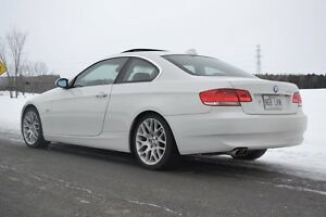 Bmw 328i coupe Manuel Sport package