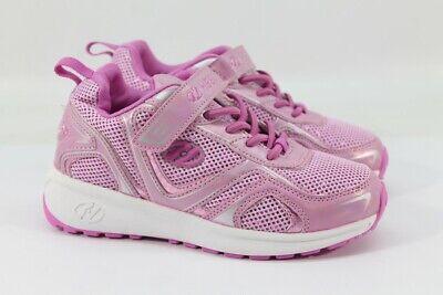 Heelys Rise X2 Little Kid Pink Sparkle Tennis Shoe 2M (ZAP2500)