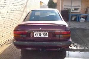 1994 Mitsubishi Magna Sedan Henley Beach Charles Sturt Area Preview