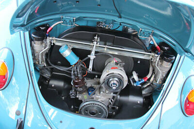 VW TYPE1 BUG GHIA SUPER BEETLE 66-71 GAS ACCELERATOR THROTTLE CABLE 2627m GERMAN