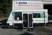 Avida Emerald Multi Terrain caravan North Boambee Valley Coffs Harbour City Preview