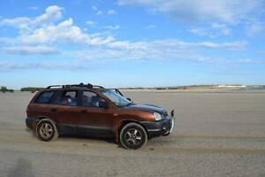 2001 Hyundai Santa Fe Wagon Kununurra East Kimberley Area Preview