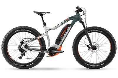 Haibike Elektro Fahrrad XDURO Yamaha PW-SE 500Wh FatSix 8.0 11-Gang Gr.M 2019, gebraucht gebraucht kaufen  Dissen