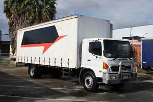 2007 Hino GH, Stock 573 Kenwick Gosnells Area Preview