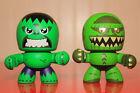 Hasbro Mighty Muggs Incredible Hulk Action Figures