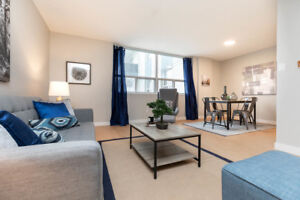 1 Bedroom Apartment – Spacious & Newly Renovated – Call today!