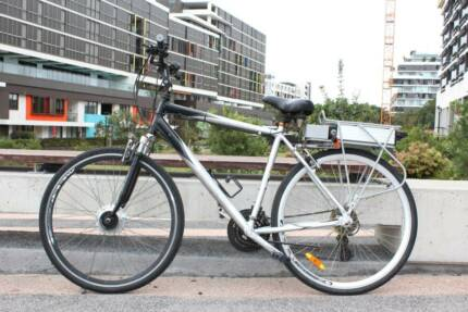 350w Progear Suspension Electric Bike / eBike For Sale