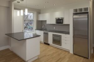 4 1/2 Westmount 2 Bedroom -  Renovated - Across from the park