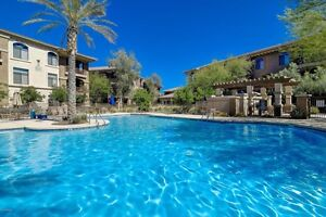 Luxury 2 bed 2 bath condo in Scottsdale/Phoenix Az