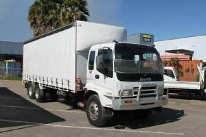 2005 Isuzu FVM1400, Stock 632 Beckenham Gosnells Area Preview