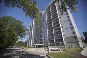 Spacious Renovated 1 Bedrooms! – 1257 Lakeshore Road