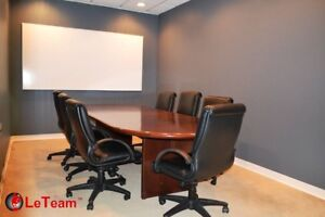 EXECUTIVE BOARDROOMS & CONFERENCE ROOMS WITH FREE PARKING