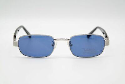 Marco Design Italy 51[]20 Silber oval Sonnenbrille sunglasses Neu