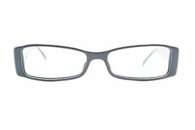 Gucci GG 3090 Blau Weiß eckig Brille Brillengestell eyeglasses