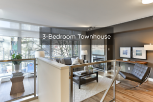 Bayview at Coal Harbour - Townhomes - Three Bedroom Townhouse...
