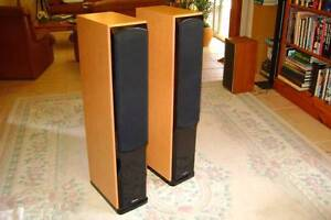DB Dynamics 120 watt Tower Speakers Hillcrest Port Adelaide Area Preview