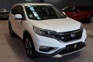 2015 Honda CRV LIMITED EDITION SUV Wetherill Park Fairfield Area Preview