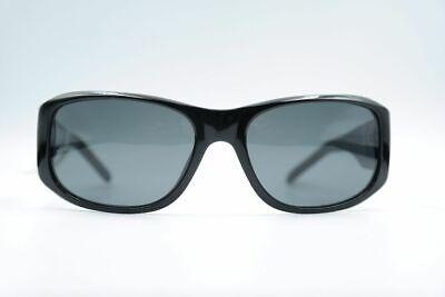 Versus 6049 Schwarz Silber oval Sonnenbrille sunglasses Brille Neu