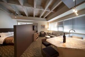 REDUCED RATES! Furnished Monthly Suites by U of A | Galen Lofts