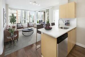Metropolitan Towers - One Bedroom + Den Apartment for Rent