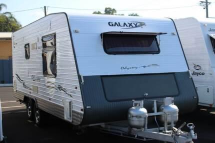 2011 Galaxy odyssey