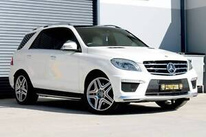 2013 Mercedes-Benz ML63 AMG BI-TURBO Wagon Wetherill Park Fairfield Area Preview