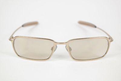 Usado, Vintage Dkny 7258s 50 14 Plata Ovalada Gafas de Sol Sunglasses Nos segunda mano  Embacar hacia Spain