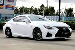 2014 Lexus RC-F COUPE Wetherill Park Fairfield Area Preview