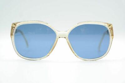 Vintage Christian Dior 2160 20 transparent rund Sonnenbrille sunglasses NOS
