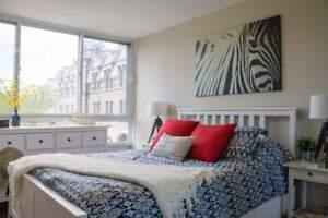 Le Neuville: Apartment for rent in Le Plateau Mont-Royal